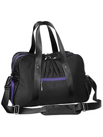 Warm Up Gym Bag - Black